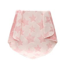 "Baby/Kids Cotton Bath Rug Breathable Bath Towel Summer Cover Blanket 43.3""x43.3""(Star)"
