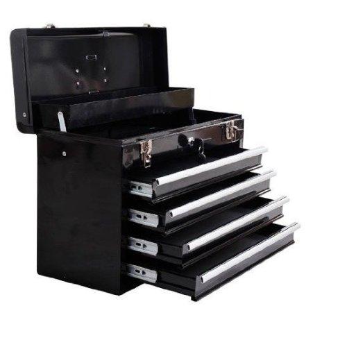 Homcom Portable Lockingtoolbox with 4 Dawers