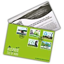 Biosphere Isle of Man Think Green First Day Cover