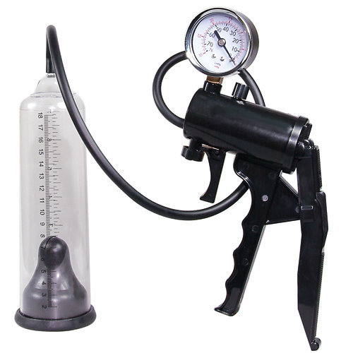 Stiff & Strong Pump  Toys for men Pumps & Enlargers - You2Toys
