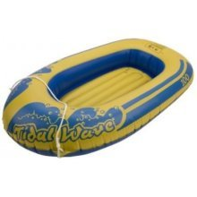 """91"""" 16g Junior Tidal Wave Dinghy With Repair Kit - 1 2 3 4 Person Man -  1 2 3 4 person man inflatable dinghy raft boat"""