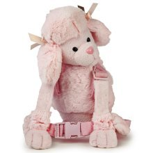 Harness Buddy Pink Poodle