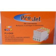 Non OEM Compatible Projet Cartridges to use with D68 DX3800 DX3850 DX4200