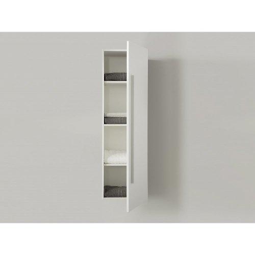 Side Cabinet - Bathroom Furniture - Soft Closing Hinges -  - MATARO