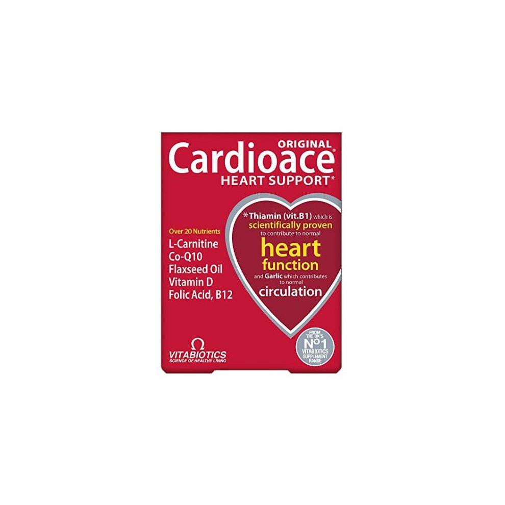 Cardioace Cardioace Tablets , 30s