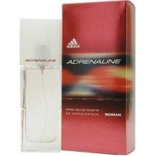 Adidas Adrenaline By Adidas For Women. Eau De Toilette Spray 1.0 Oz  30 Ml.