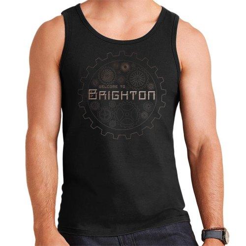 Mortal Engines Welcome To Brighton Men's Vest