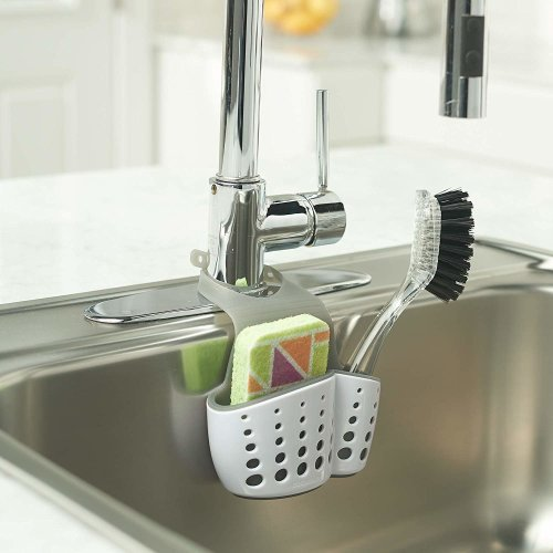 Sink Sider Faucet Sponge Holder