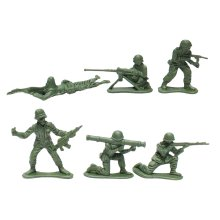 100 PCS Toy Gifts Toy Soldiers/Cars/Trucks /Tractors/Toy Guns Models 5 CM-02