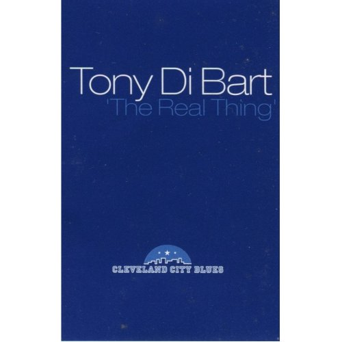 The Real Thing [Audio Cassette] Tony Di Bart
