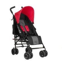 Obaby Stroller Atlas - Black-grey (red Hood)
