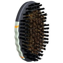 Trixie Plastic Grooming Dog Brush With Nylon/brass Bristles - Cat Care -  dog brush trixie grooming plastic bristles cat care nylonbrass