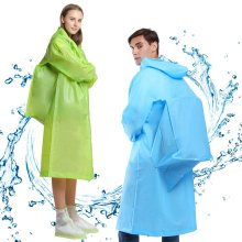 Waterproof Hiking Tour Hooded Rain Coat