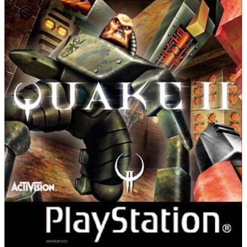 Sony Playstation - Quake II (PS)