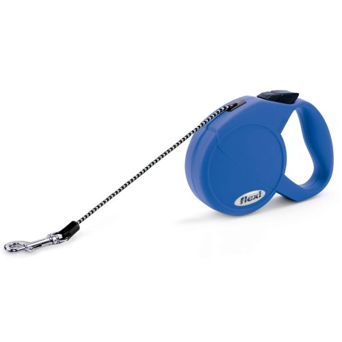 Flexi Cat Cord Blue Extra Small 8kg - 3m (10ft)