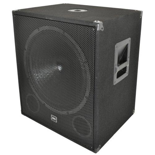 QT Series Bass Boxes