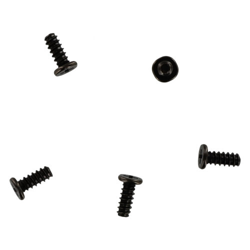 ZedLabz 6mm philips screw set for Sony PS4 controller housing spare parts - black