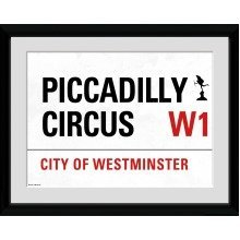 London Piccadilly Framed Collector Print