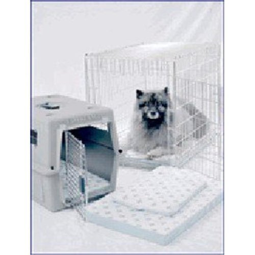 11 x 20.5 Inch Ultra-Dry Transport System-Crate Pad - Fits Most Medium Jr Kennels