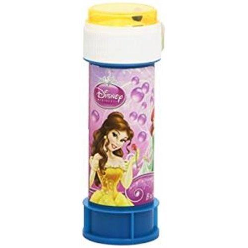 Disney Princess Bubbles Tube -  party bubbles choose disney bag filler loot princess toys amount girlskids