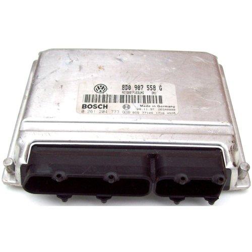 VW Polo CL Petrol Hatchback Engine Control ECU 8D0907558G 0261204773