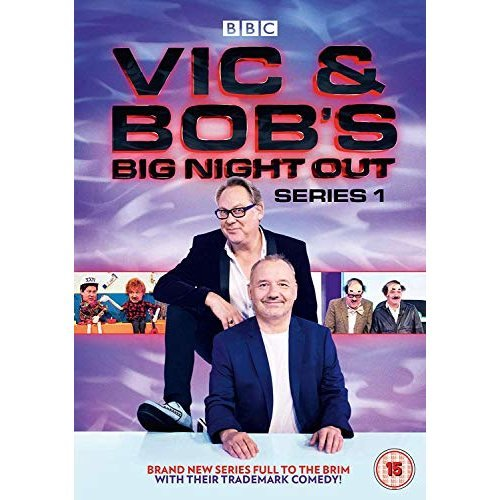 Vic and Bob~s Big Night Out - Series 1 [DVD] [2019] [DVD]