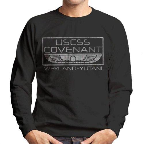 Alien Inspired USCSS Covenant Men's Sweatshirt