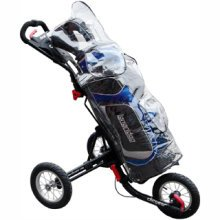 Lightweight Golf Trolley Rain Cover - Longridge Bag Protection Waterproof Easy -  longridge rain cover golf bag protection waterprooflightweight easy