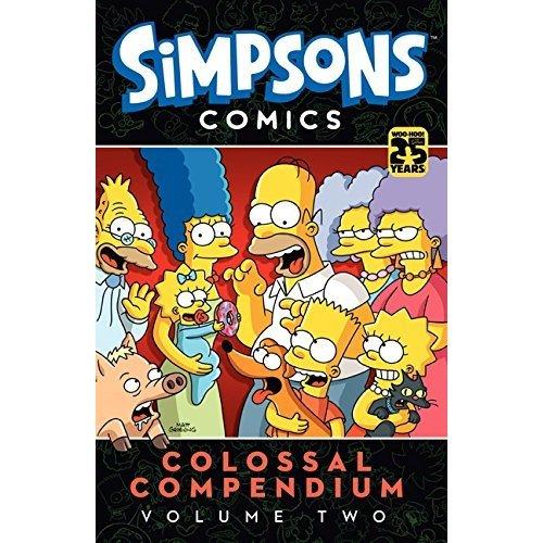 Simpsons Comics - Colossal Compendium Vol. 2