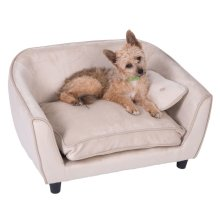 Dog Bed Sofa Couch Small or Medium Dogs Ideal for Cuddling Up Snoozing