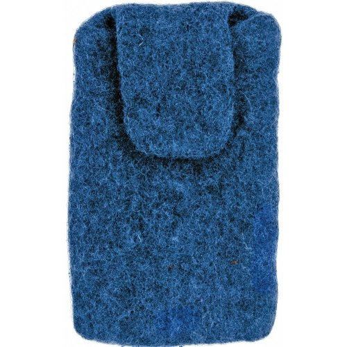 D72-73853 - Dimensions Feltworks - Mobile Phone: Midnight Blue