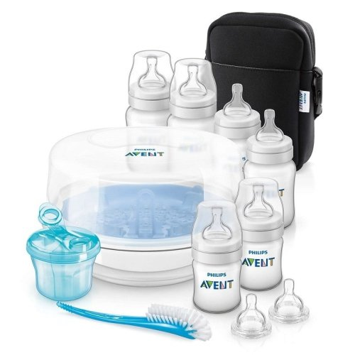 Philips Avent Bottle Feeding Essentials Gift Set