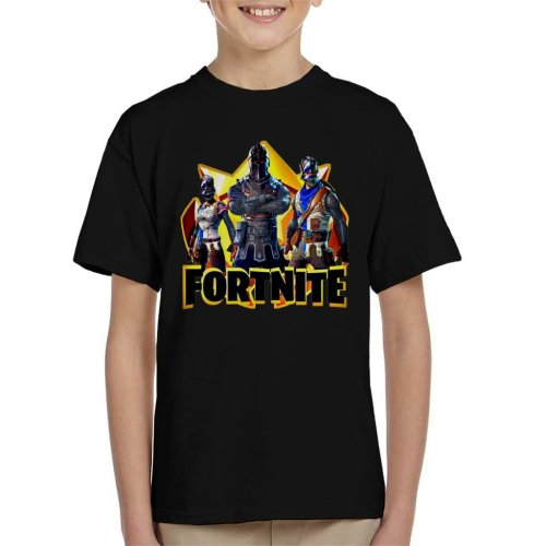 Fortnite Knight Armour Skins Kid's T-Shirt