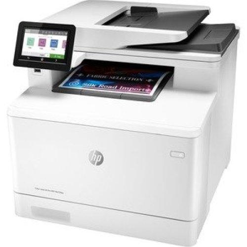 Hp Laserjet Pro M479Fdw Laser Multifunction Printer Colour Copier/Fax/Print W1A80A#B19