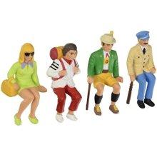 Tourists Seated 4/ - Accessory - LGB L51420
