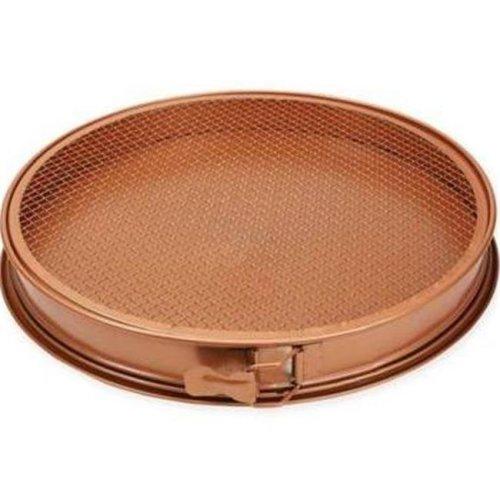 3 Piece Copper Chef Pizza Pan