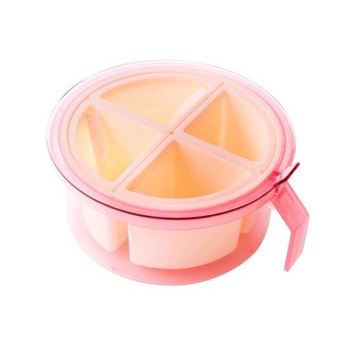 Candy Color Seasoning Box Salt Pepper Spice Box, PINK