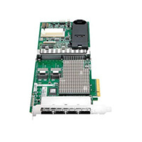 Hewlett Packard Enterprise 487204-B21-RFB Smart Array 812/1GB 487204-B21-RFB