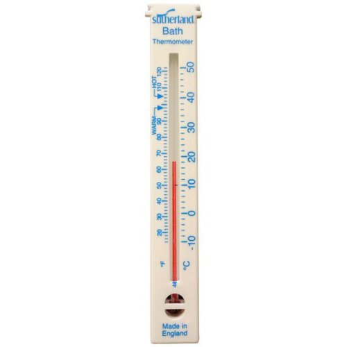 Sutherland Floating Bath Thermometer (Pack of 6)