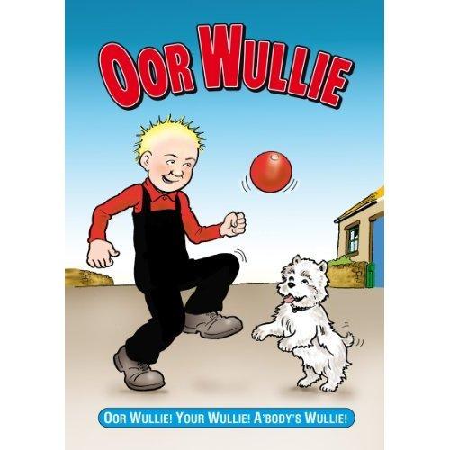 Oor Wullie Book 2011 (Annual)