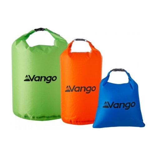 Vango Waterproof Dry Bag Set of 3