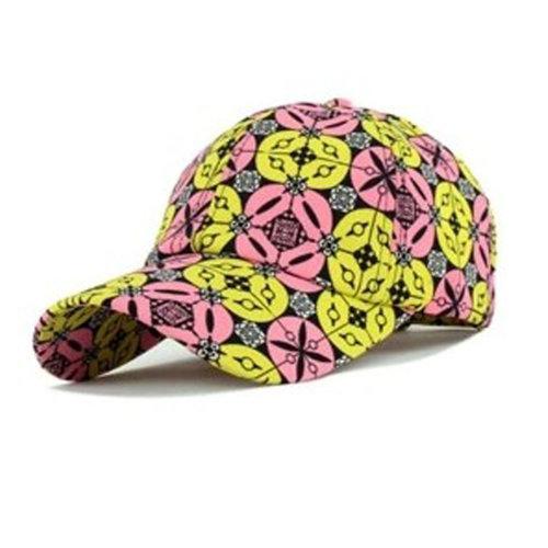 Fashion Women's Baseball Cap Outdoor Travel Casual Hat Adjustable Cap