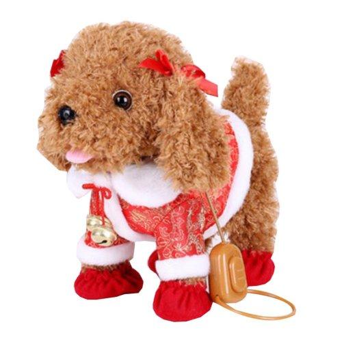 Dog Toy Walking Singing Kids Pet Toy