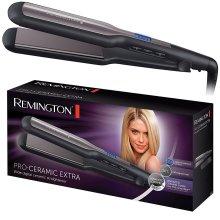 Remington Pro Womens Straightener Extra Wide Plates Advanced Ceramic S5525 Black