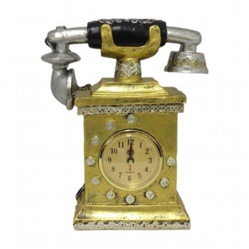 Creative Motion 13737 Clock - Classic Telephone