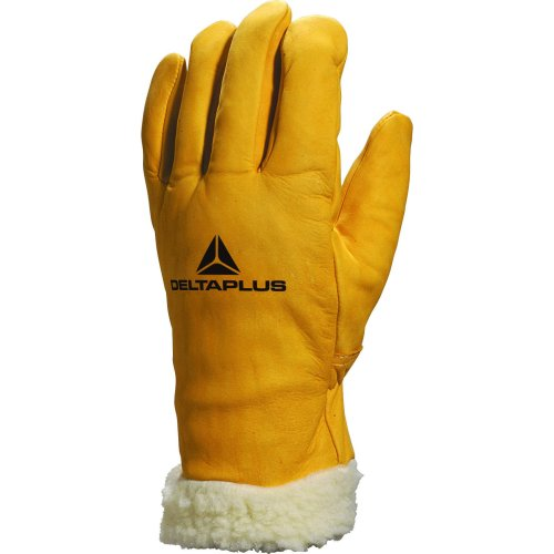 Delta Plus Venitex Acrylic Fur Lined Ski Gloves