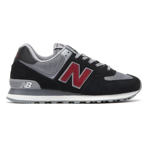 New Balance 574 Mens Navy Trainers