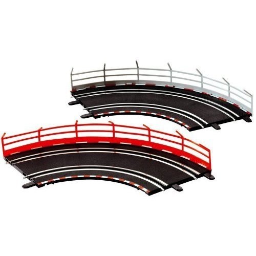 Guardrail Fence (10) - GO!!!/Digital 143 Accessory - Carrera CA61651