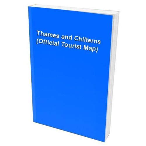 Thames and Chilterns (Official Tourist Map)