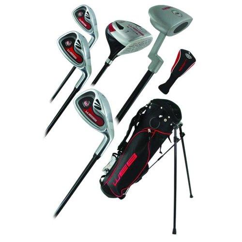 Go Junior Childrens 7 Piece Golf Starter Kids Package Set Age 9-12